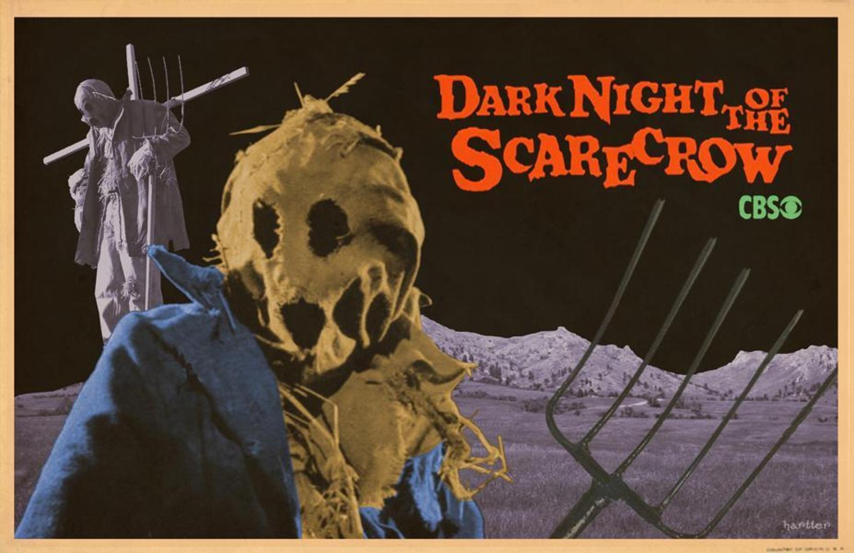 Dark Night of the Scarecrow / A madárijesztő (1981)