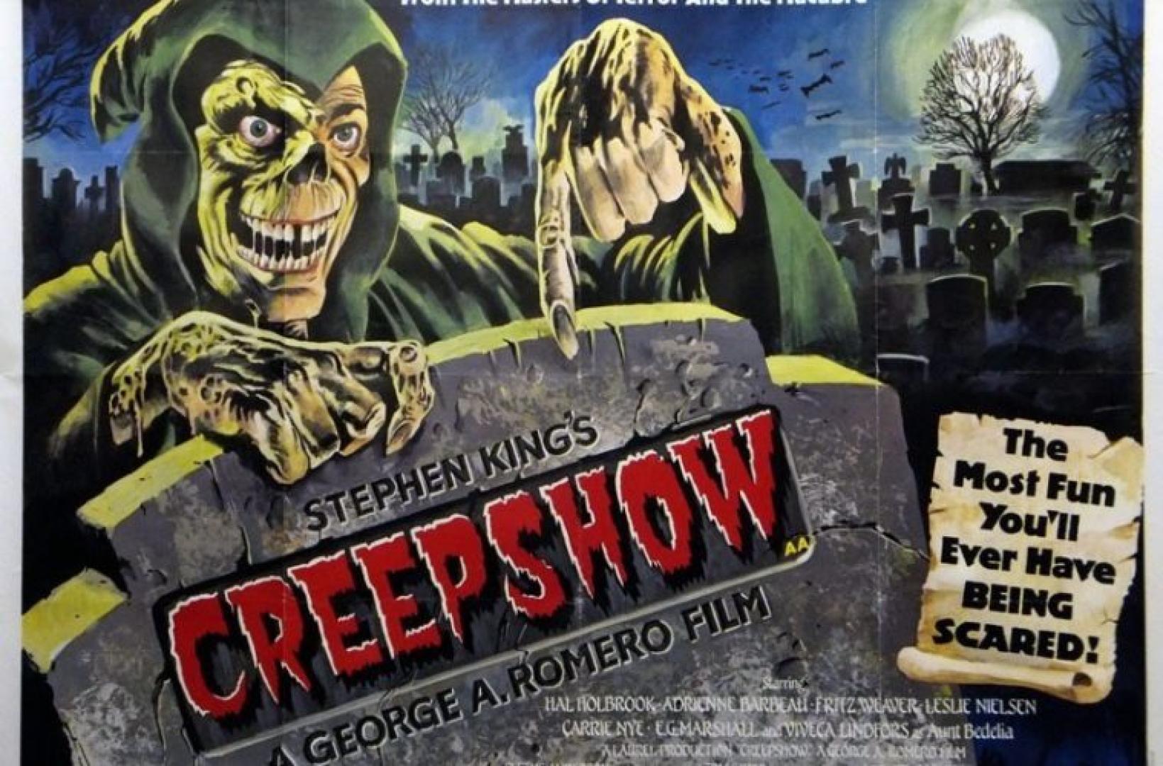 Creepshow - A rémmesék könyve (1982)