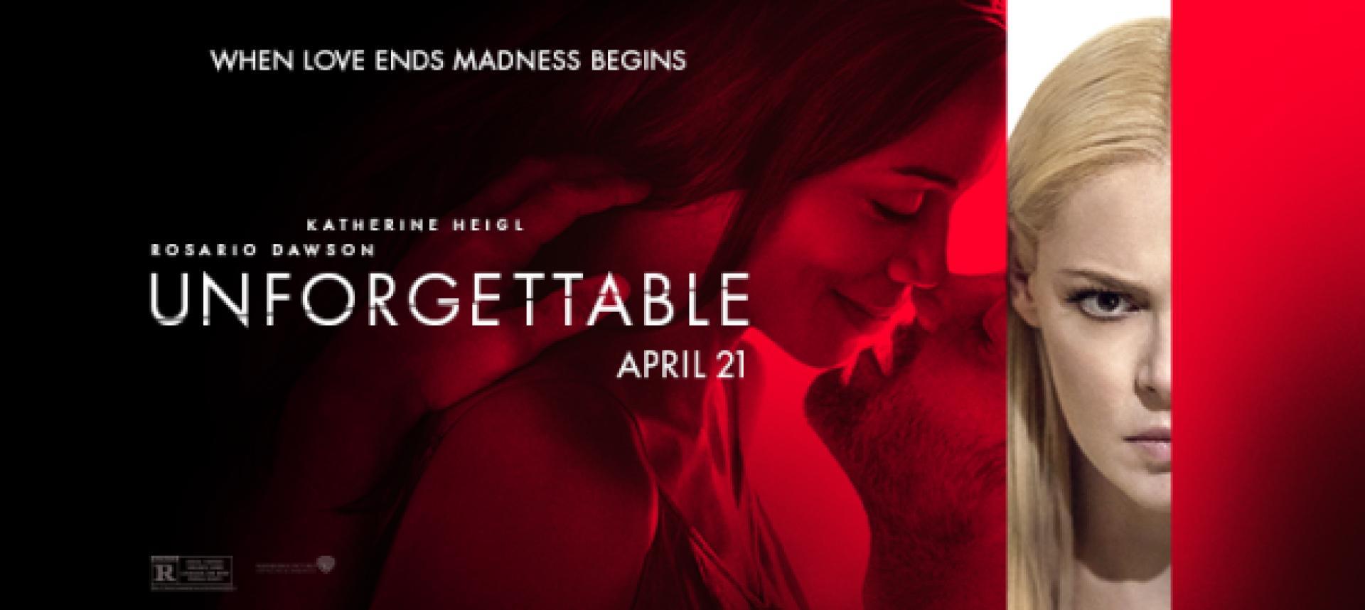 Unforgettable - Öldöklő szerelem (2017)