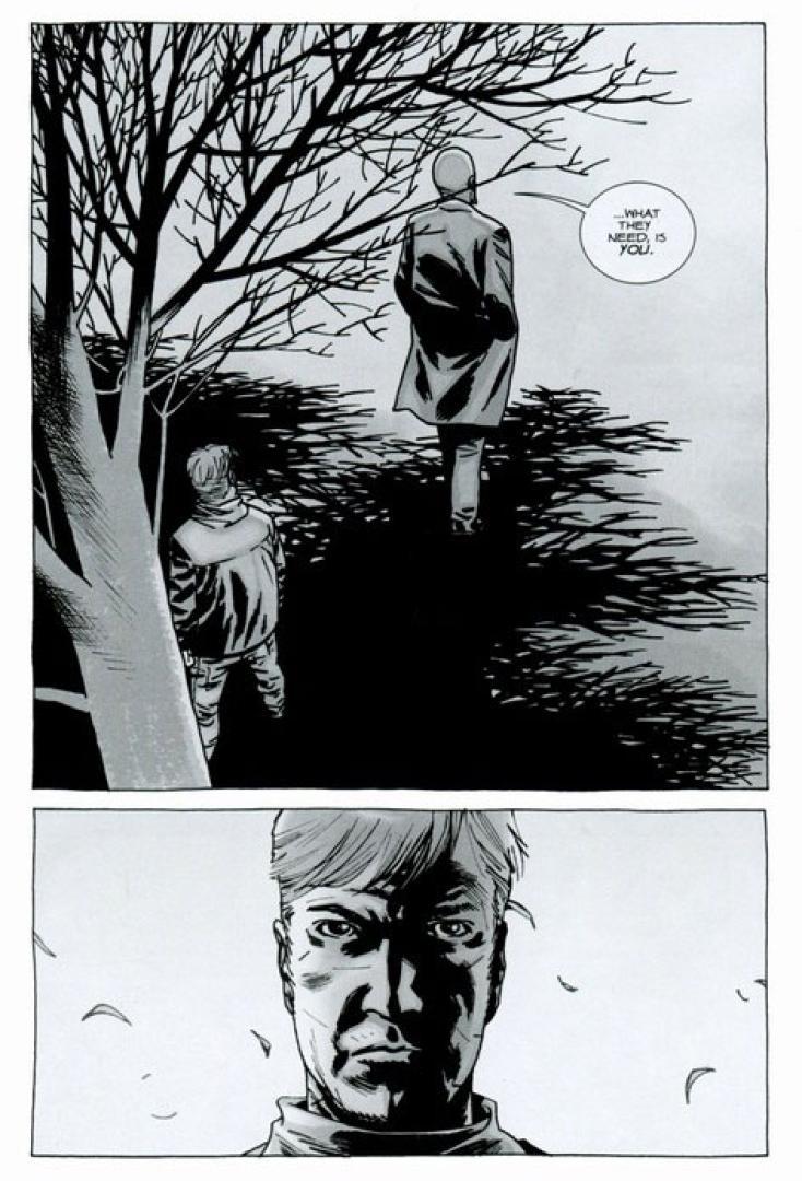 The Walking Dead képregény 13. kötet 09. kép