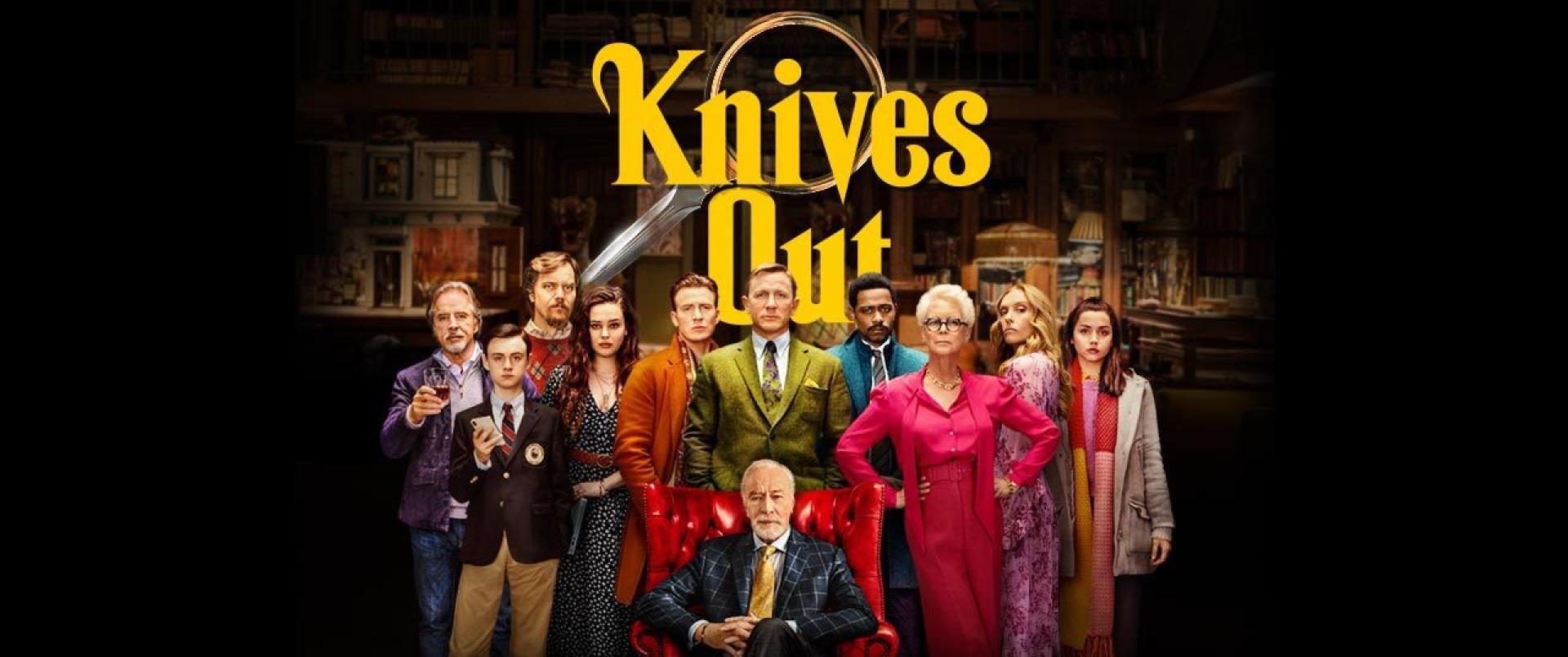 Knives Out - Tőrbe ejtve (2019)