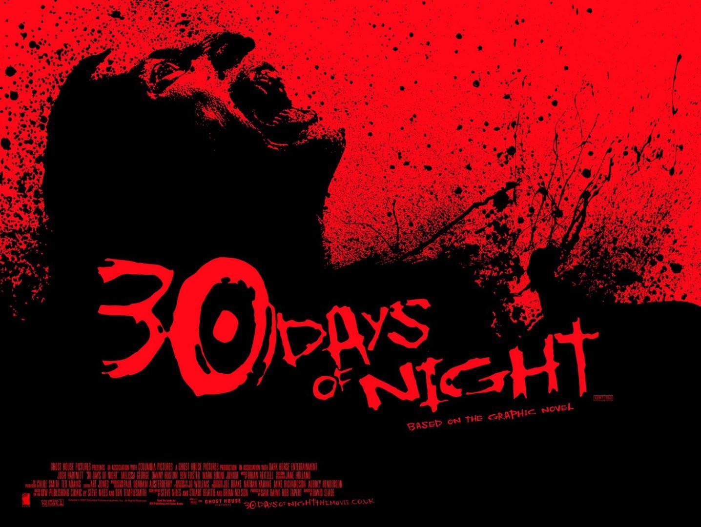30 Days of Night - A sötétség 30 napja (2007)