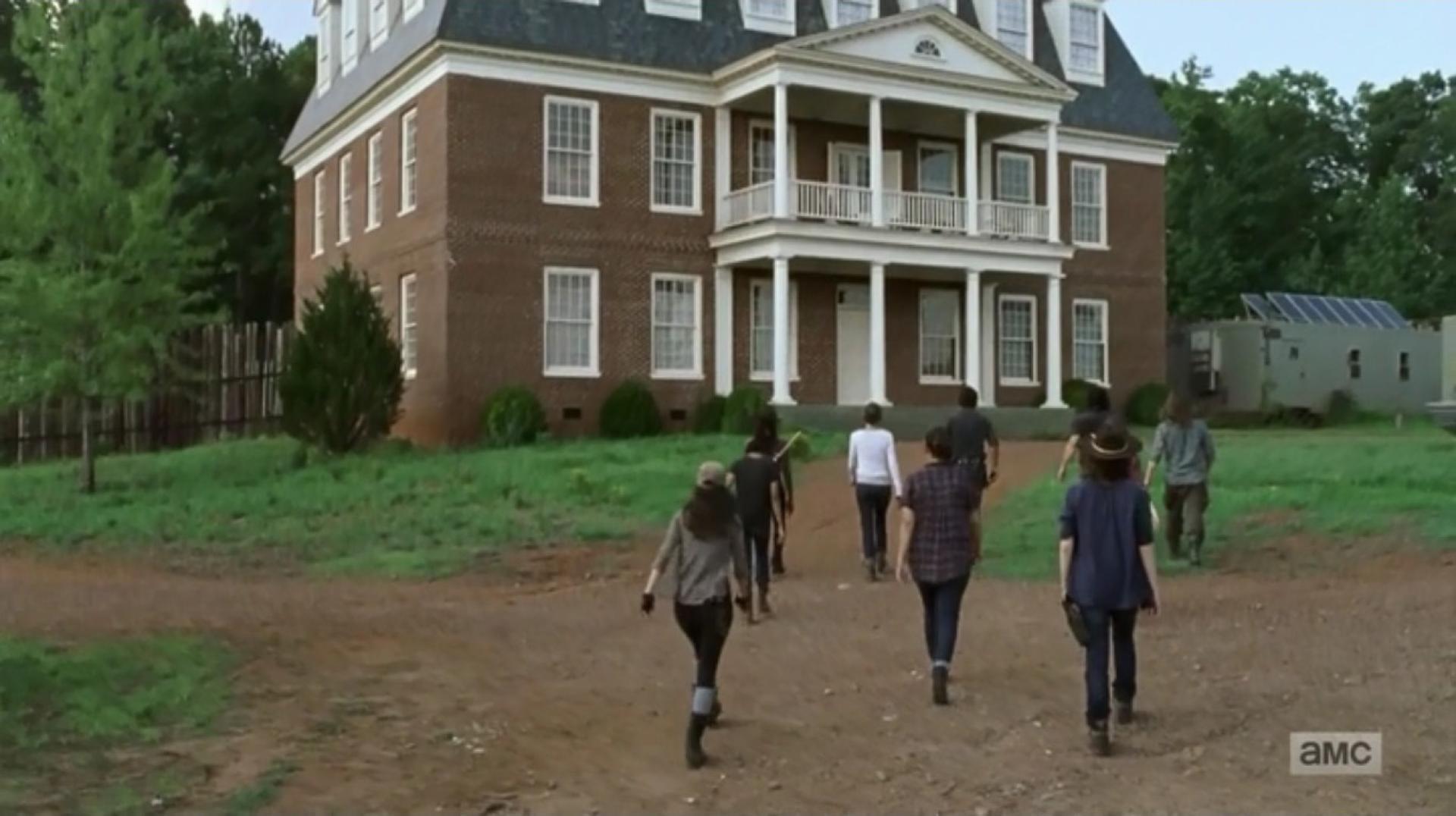 The Walking Dead 7x08 8. kép