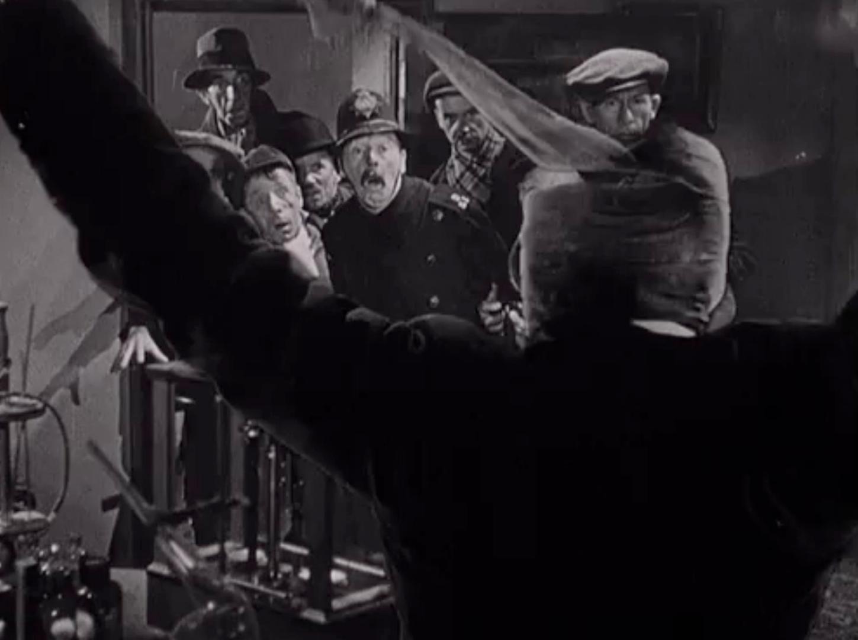 CreepyClassics VI. - A láthatatlan ember (1933) 2. kép