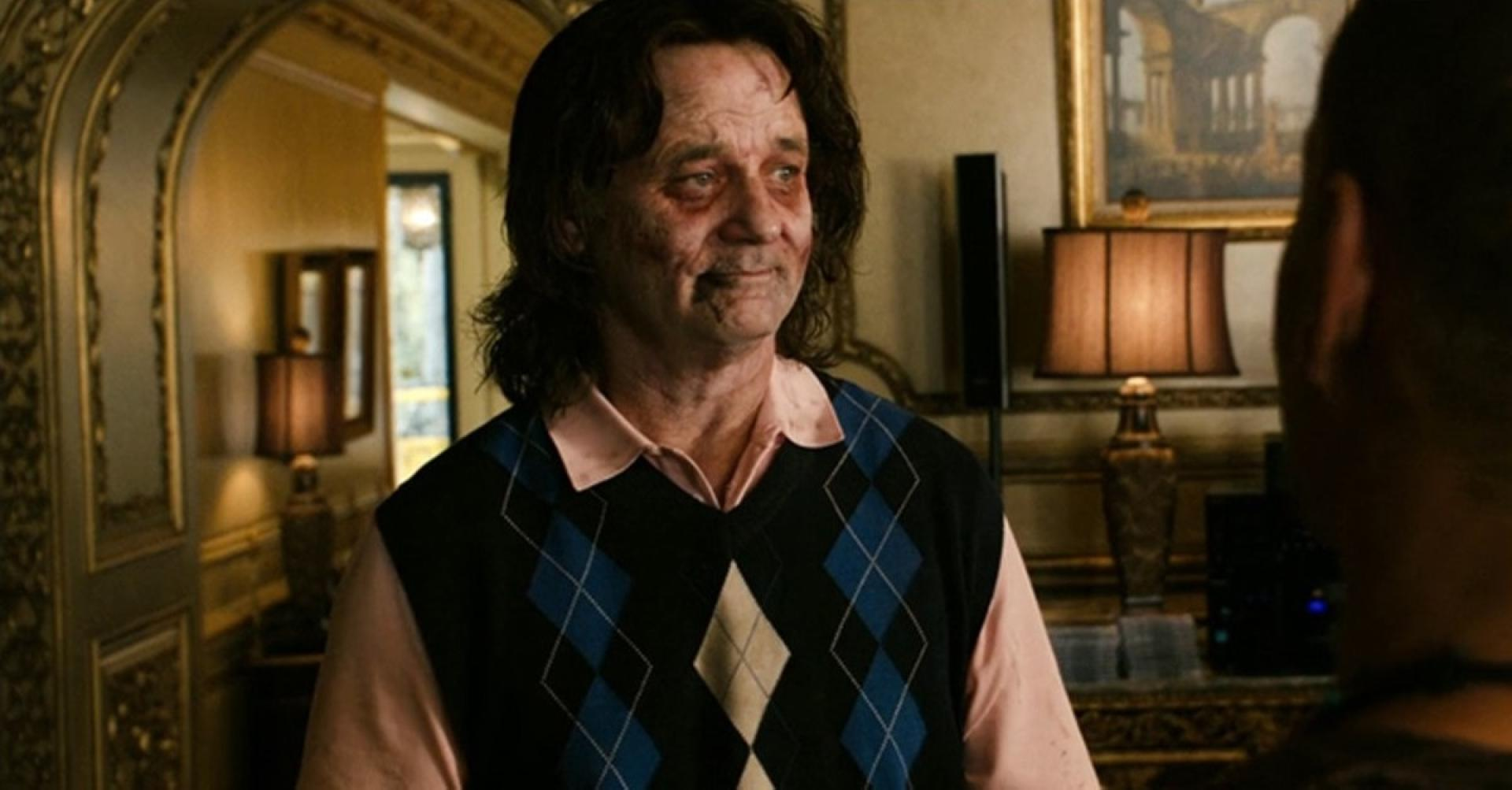 Bill Murray Zombielandben?