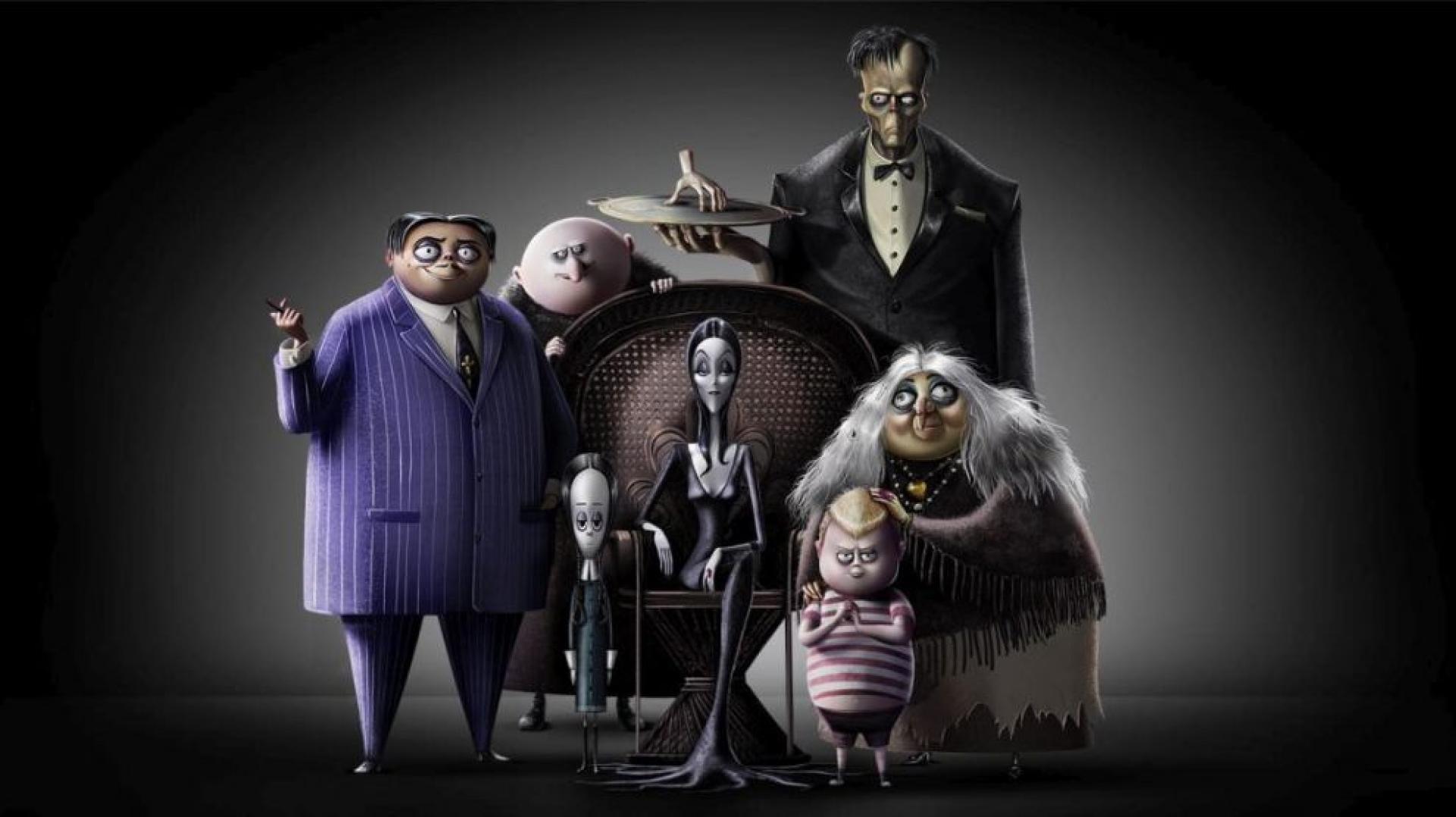 Már biztos: jövőre érkezik az új Addams Family