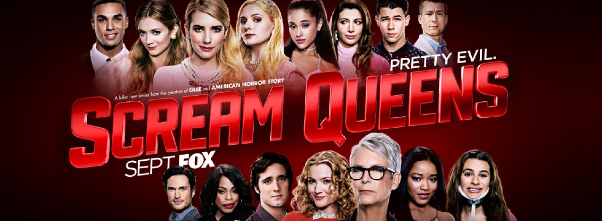 Scream Queens 1x01