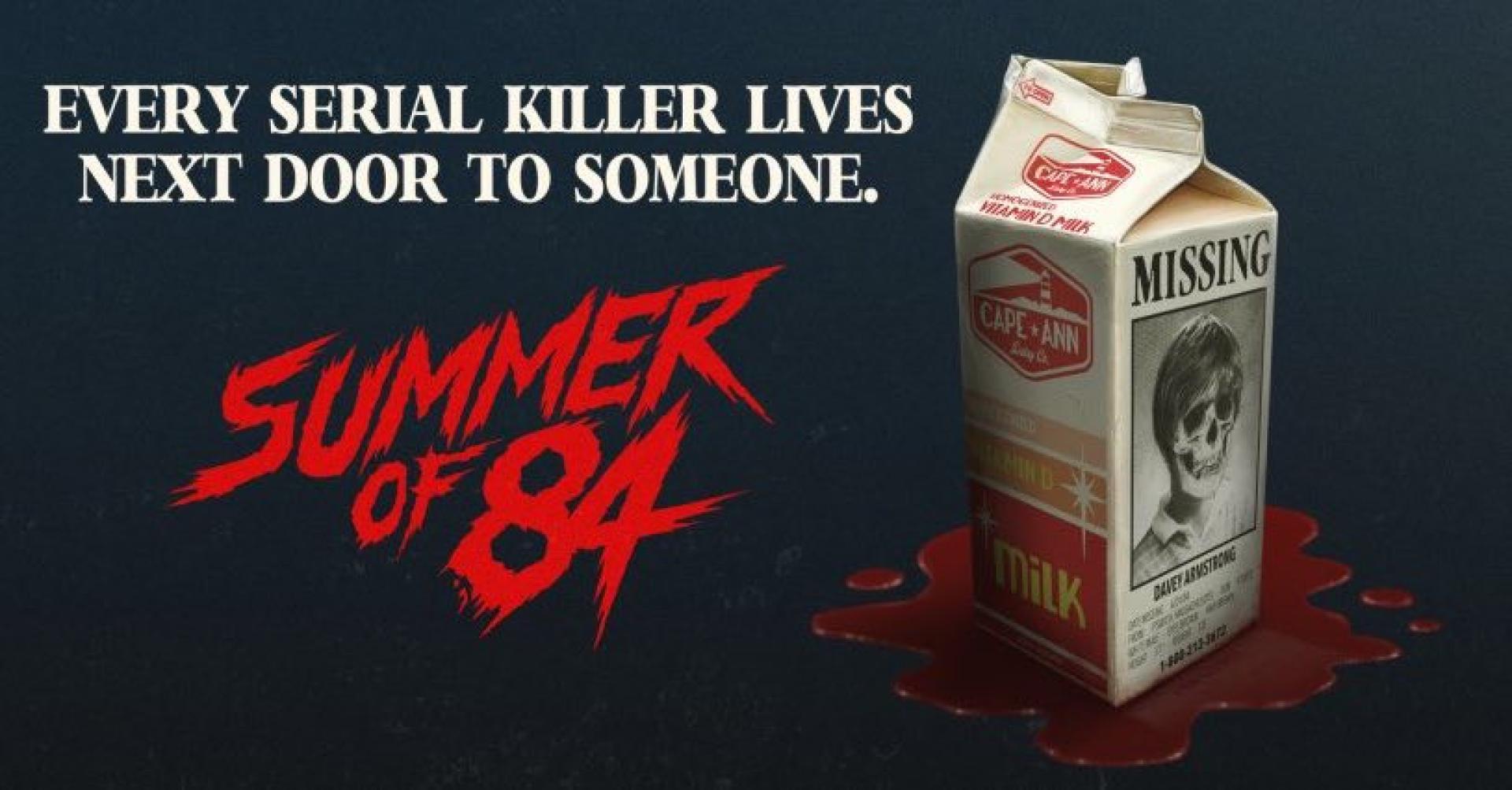 Trailer érkezett a Summer of '84 című retroparádéhoz