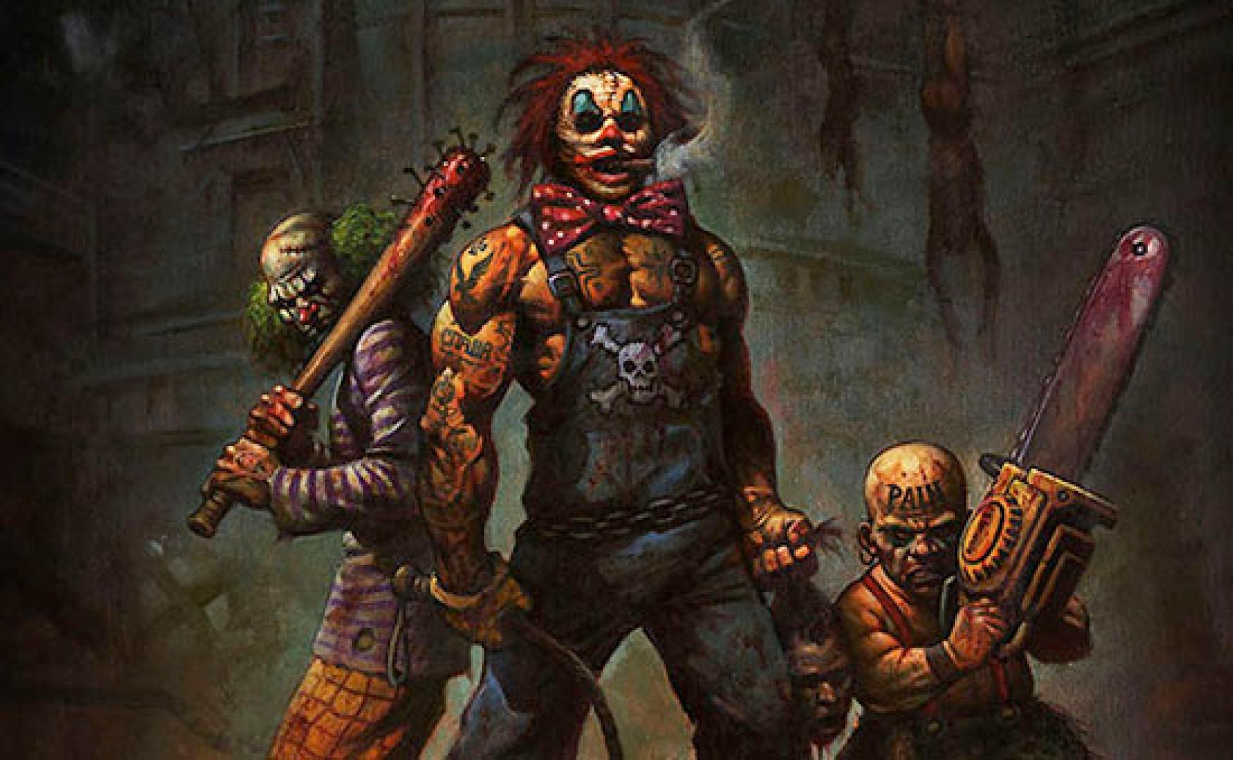 Rob Zombie februárban vág bele a 31 című horrorjába