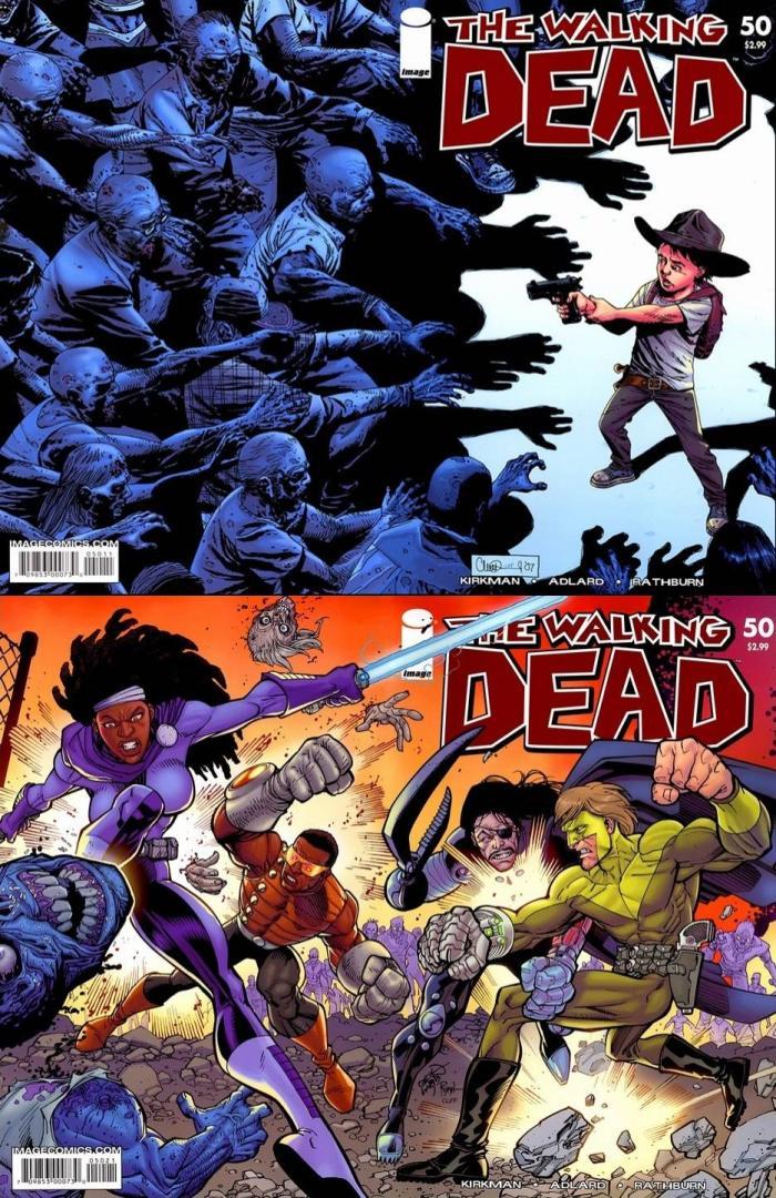 The Walking Dead 9. kötet 9. kép