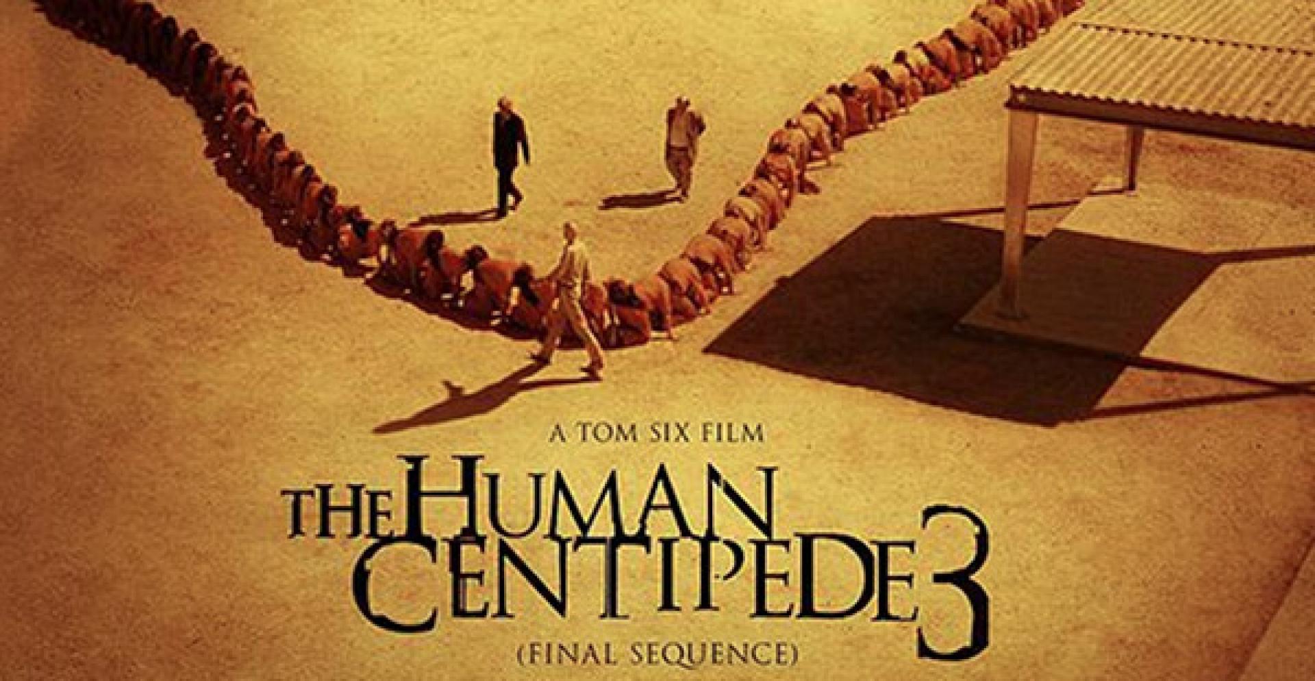 The Human Centipede III: Final Sequence - Az emberi százlábú III. (2015)