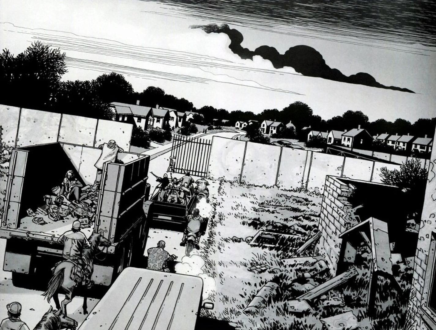 The Walking Dead képregény 12. kötet 07. kép