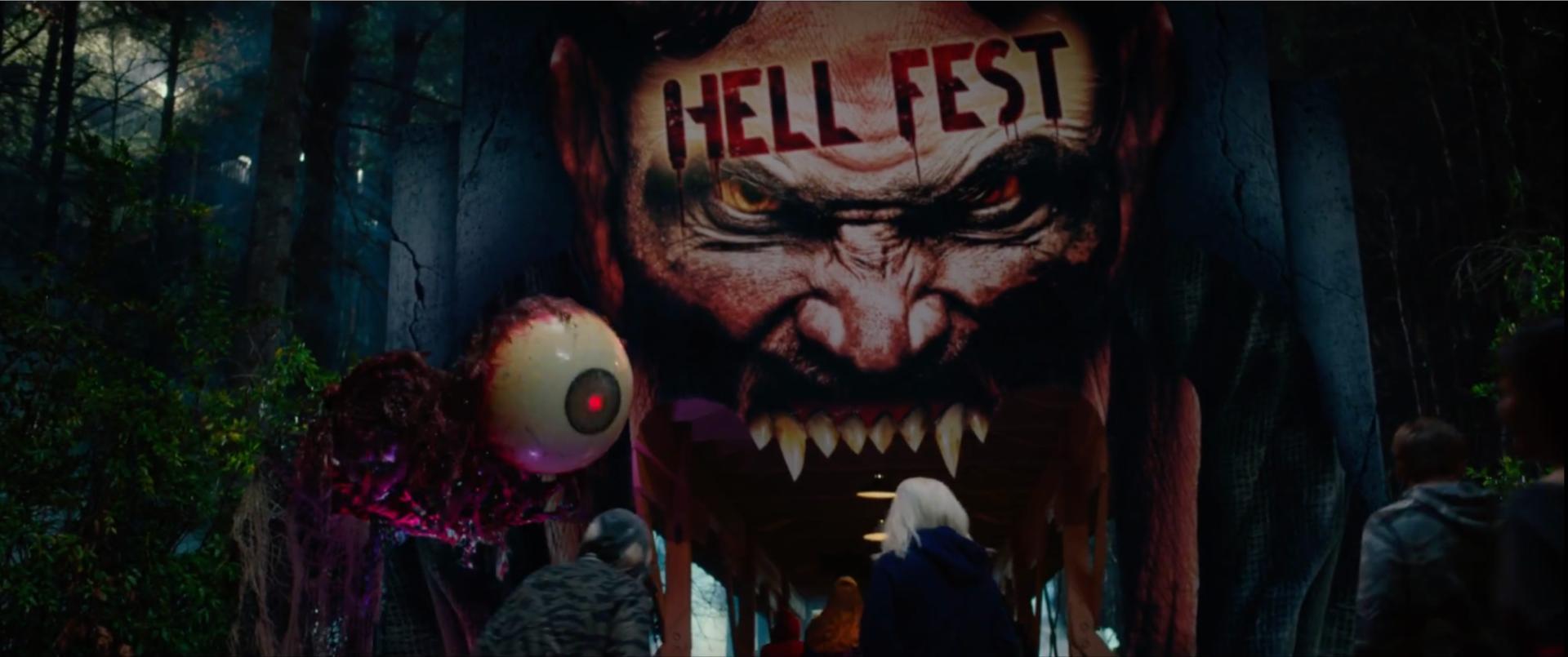 Hell Fest – Horror Park (2018)