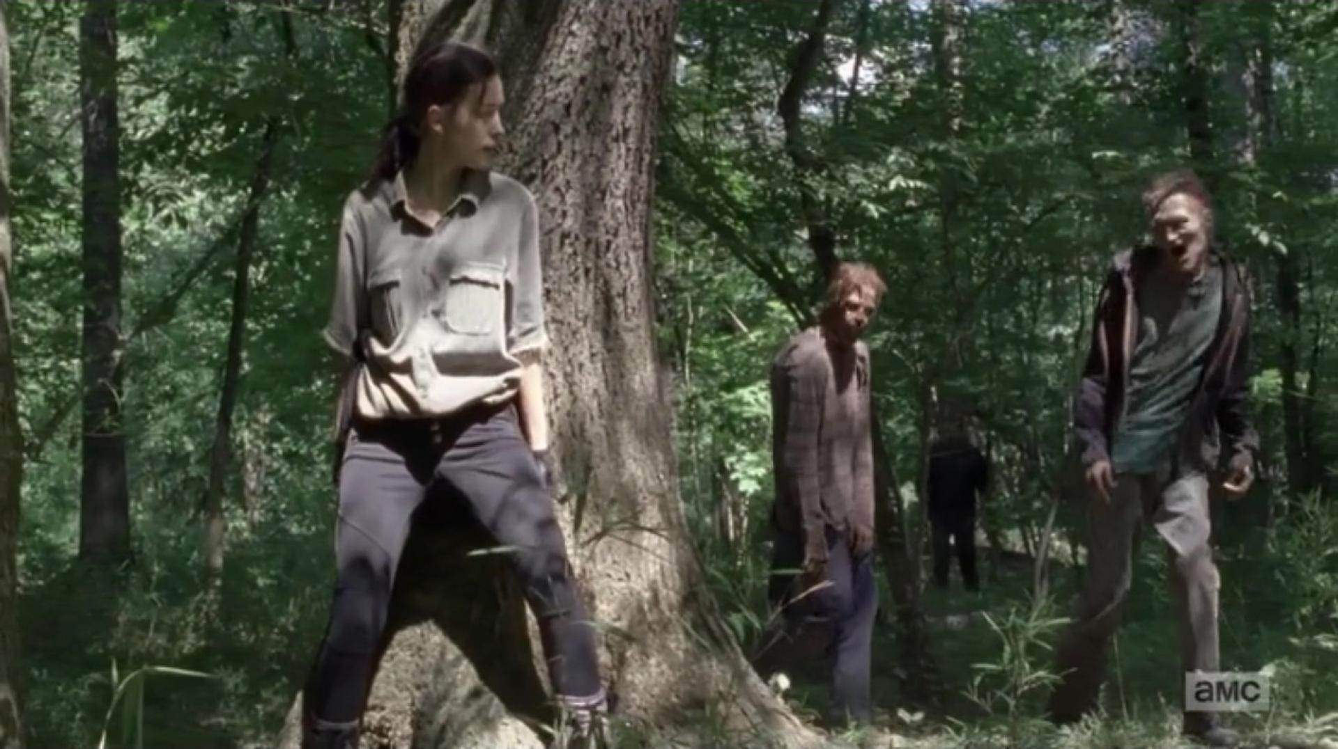 The Walking Dead 7x04 7. kép