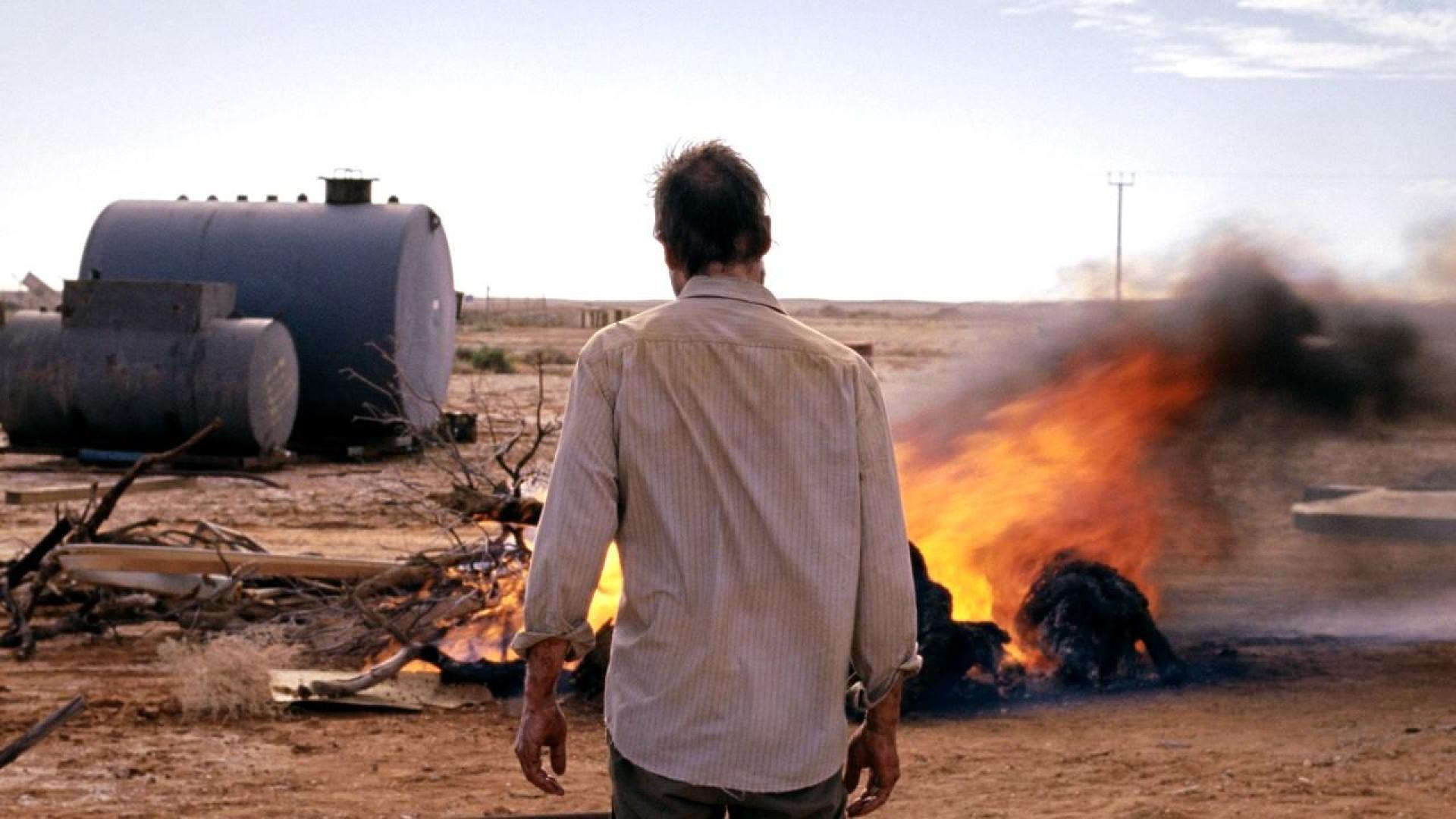 The Rover - Országúti bosszú (2014)