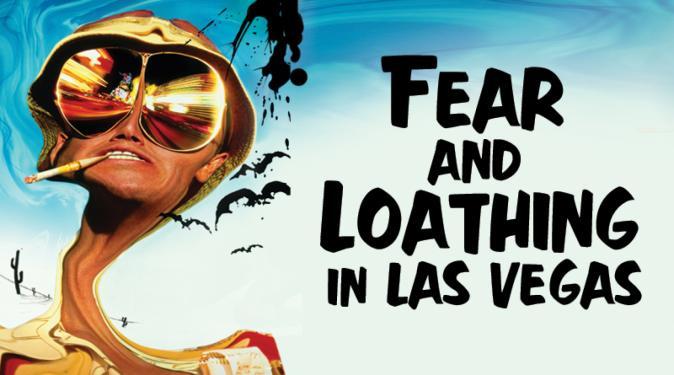 Hunter S. Thompson: Félelem és reszketés Las Vegasban (1971) - Regény