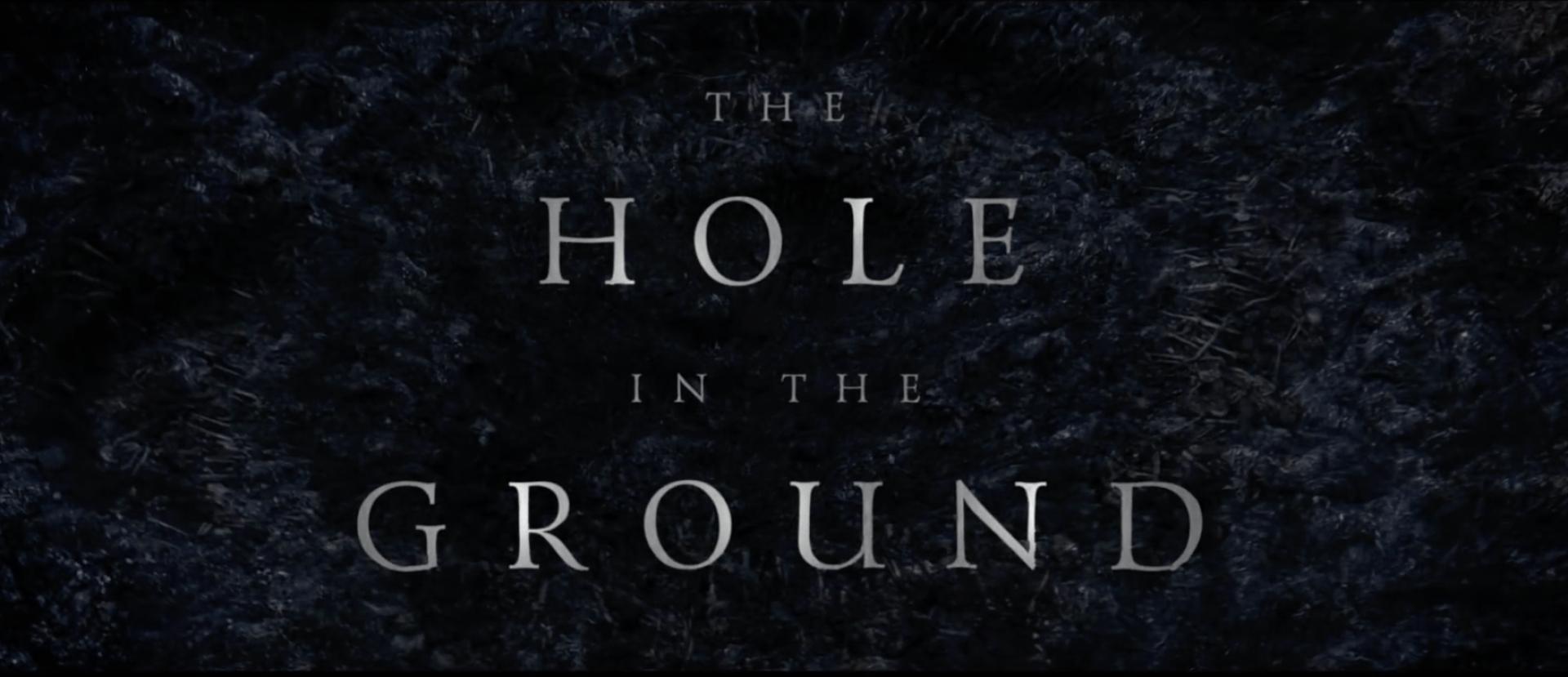 The Hole in the Ground – A gyermek (2019)