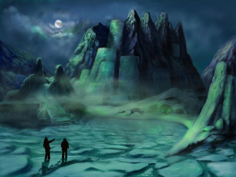 H. P. Lovecraft: Az őrület hegyei