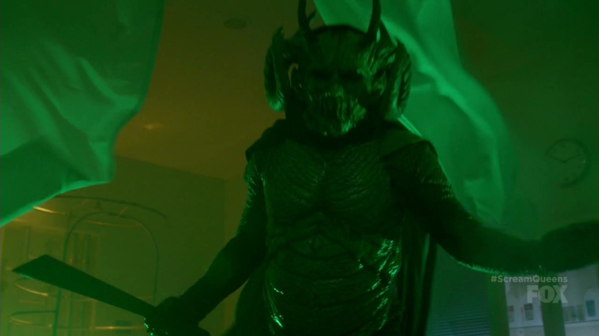 Scream Queens 2x01 3. kép