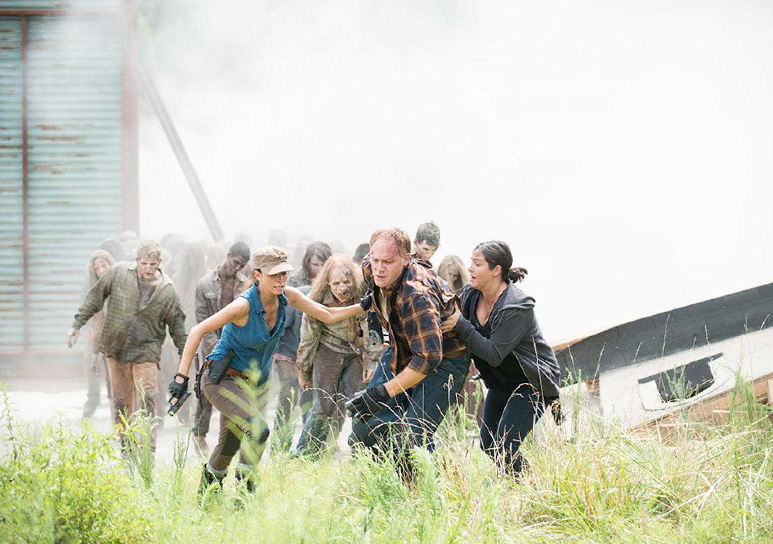The Walking Dead 6x08 6. kép