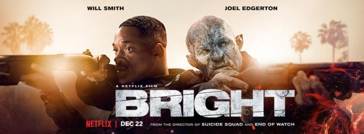 Bright (2017) - Thriller