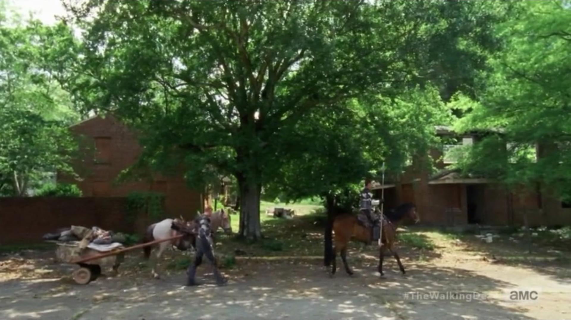 The Walking Dead 7x02 1. kép