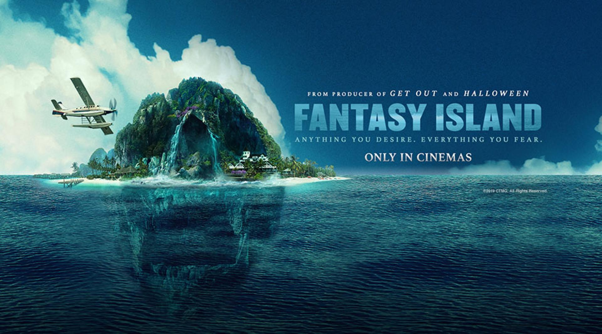 Fantasy Island - Vágyak szigete (2020)