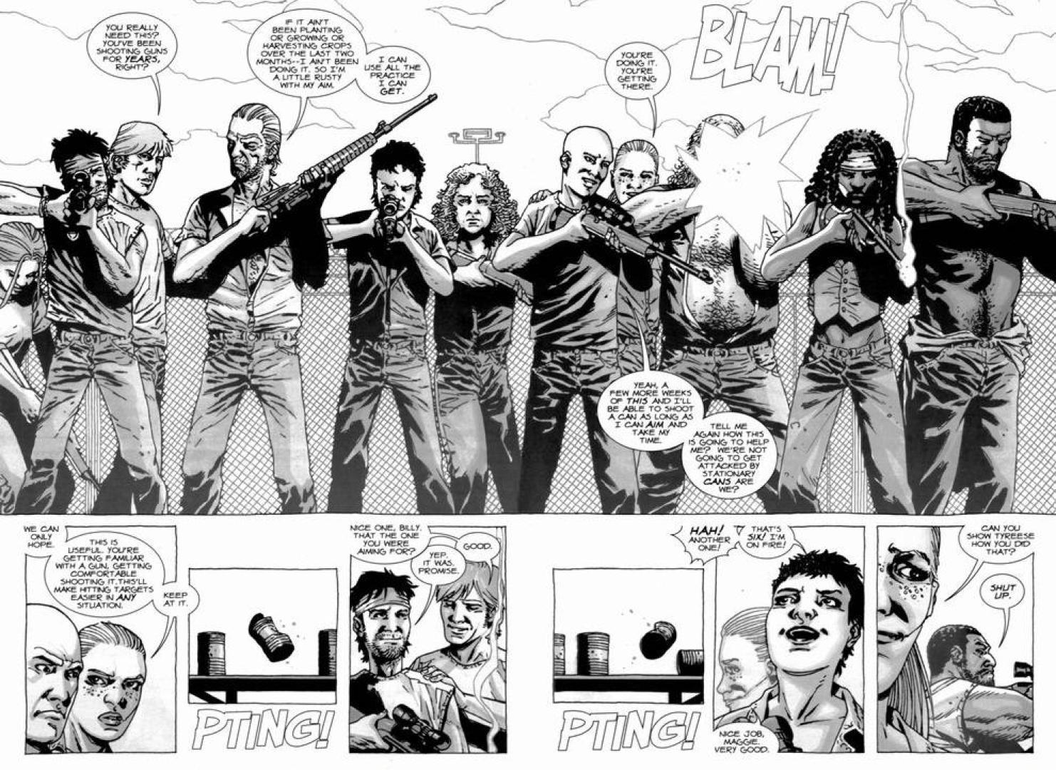 The Walking Dead 7. kötet 6. kép