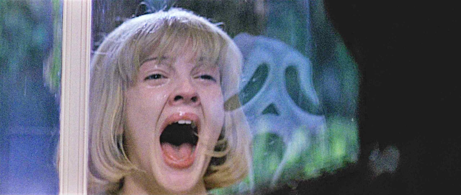 Scream - Sikoly (1996)