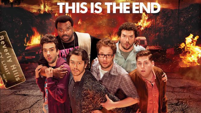 Itt a vége / This is the End (2013) - Vígjáték