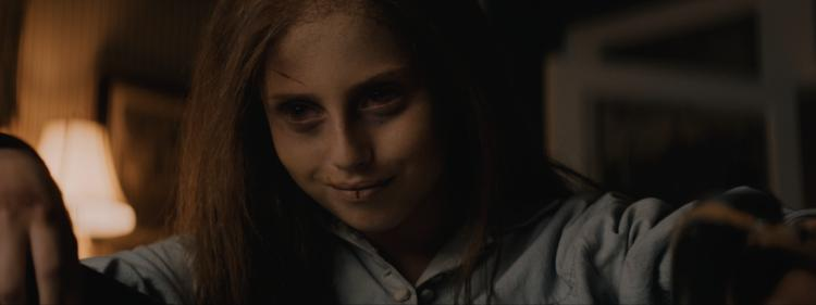 El Habitante / Ahol a gonosz lakik (2017) - Sátán