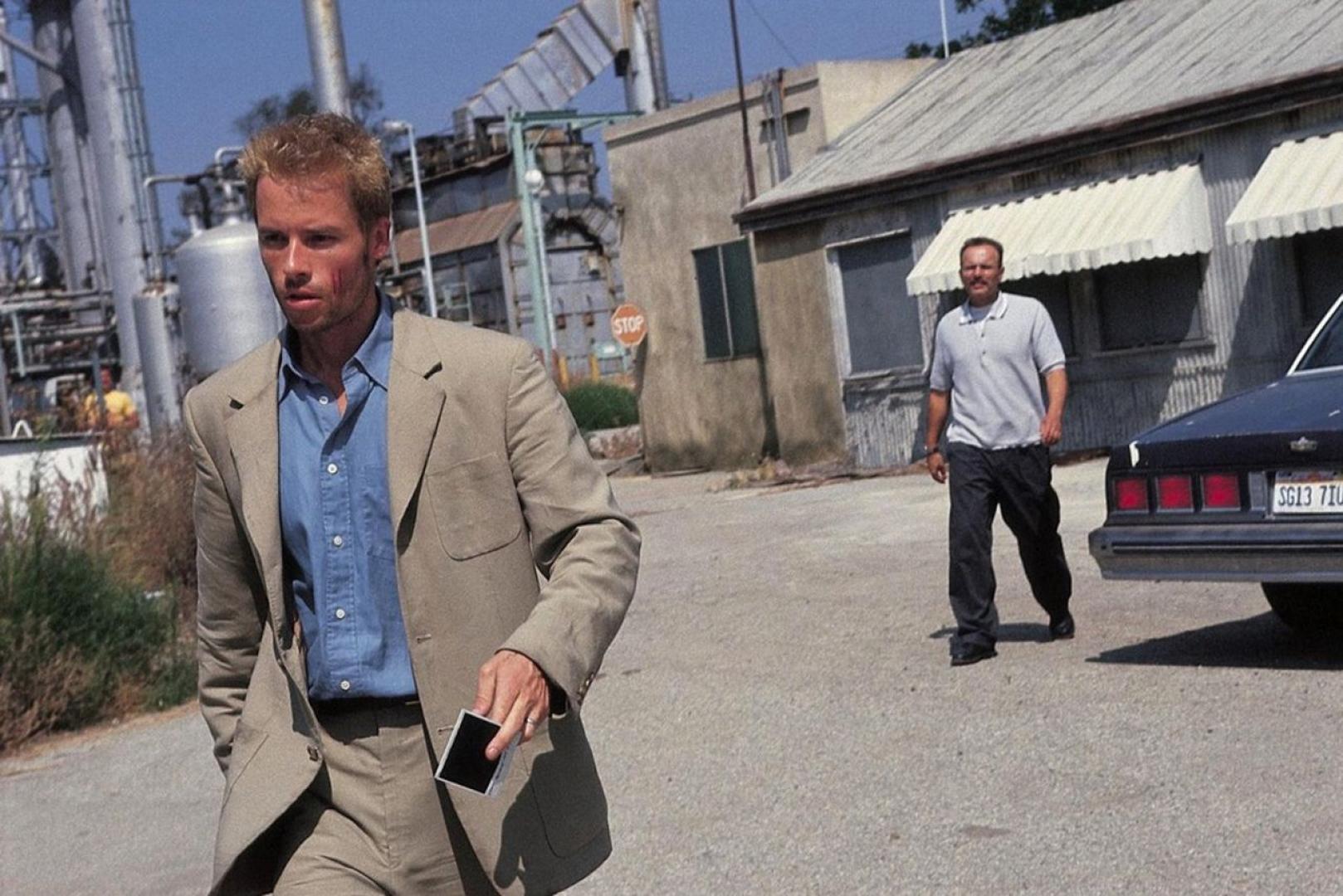 Memento - Mementó (2000) 2.kép