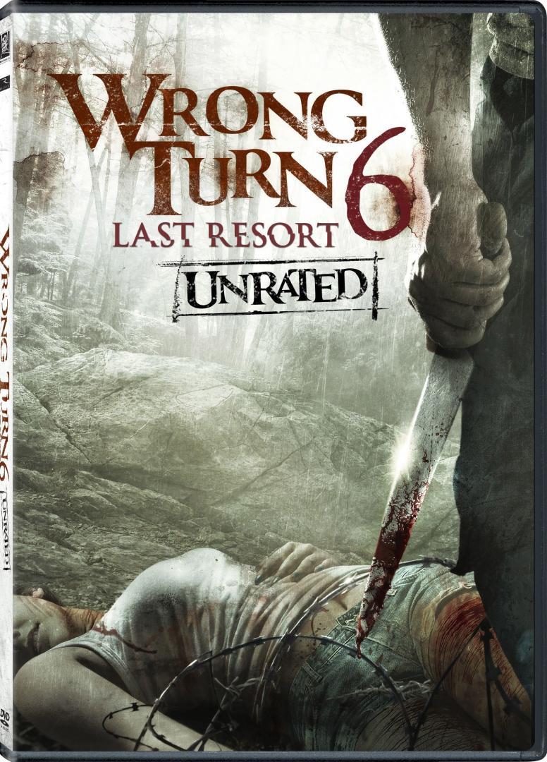 Wrong Turn 6-előzetes