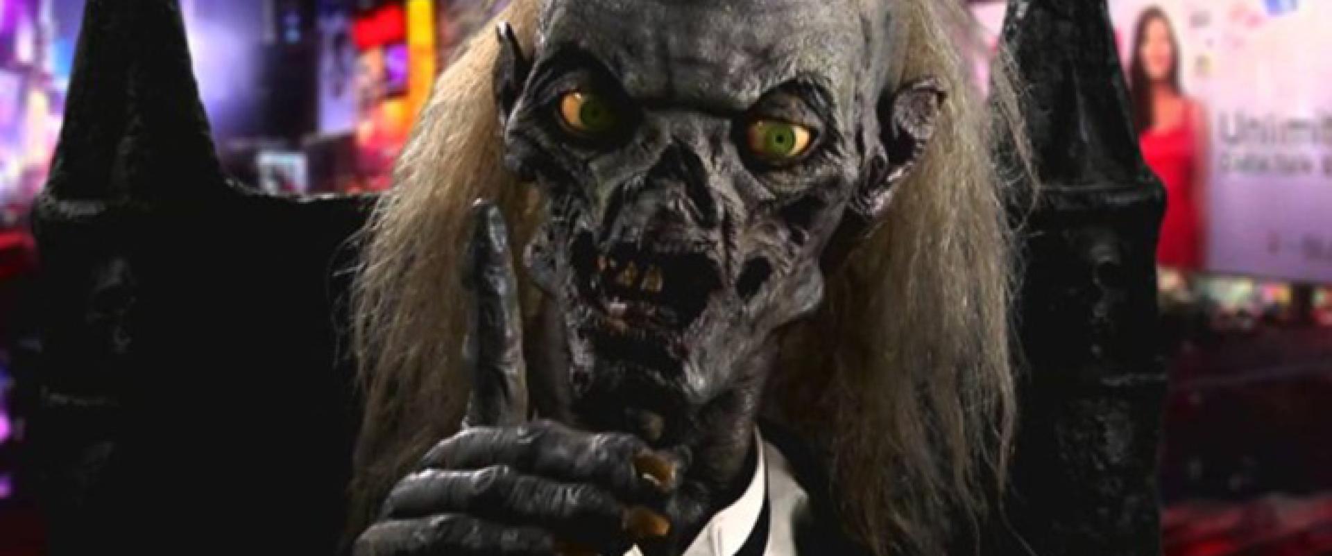Horrorhíradó - különkiadás: Mesék a kriptából