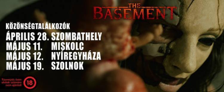 A Pince/The Basement - beharangozó - Kiemelt
