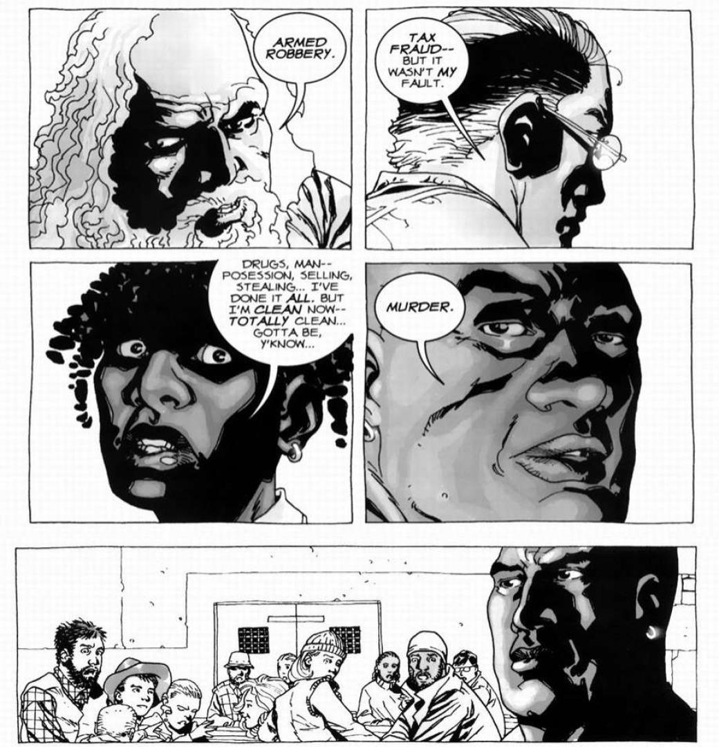The Walking Dead 3. kötet 4. kép