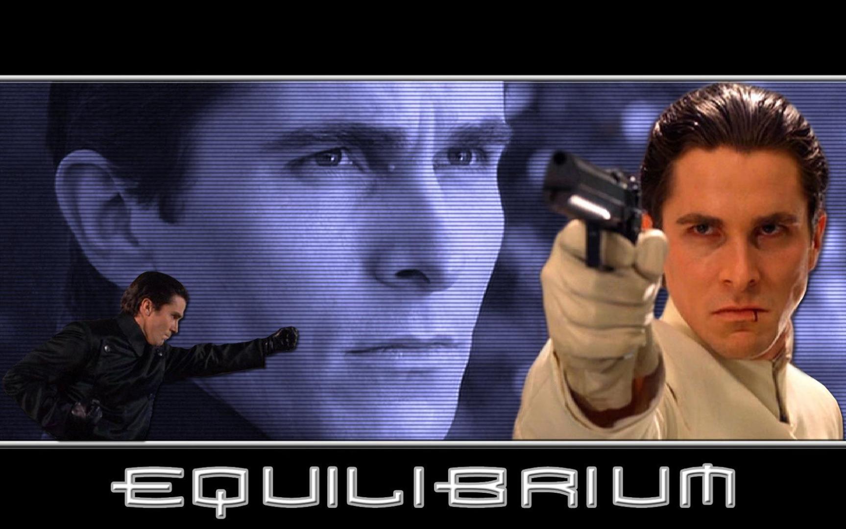 Equilibrium - Gyilkos nyugalom (2002)