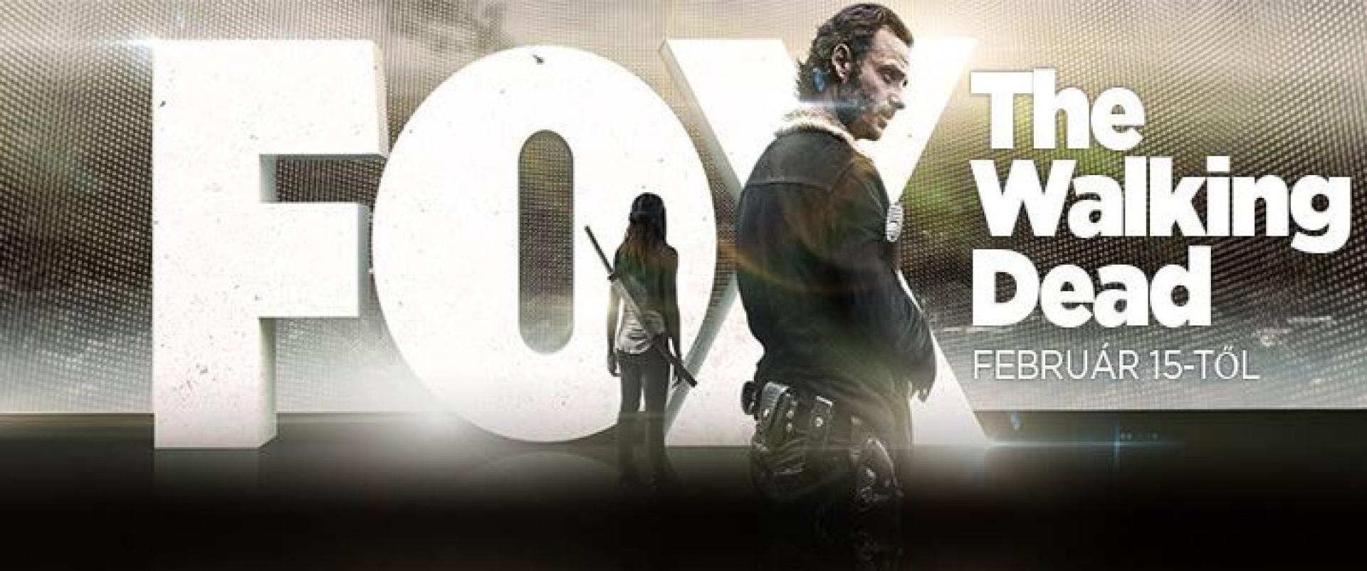 The Walking Dead: magyar nyelvű előzetes
