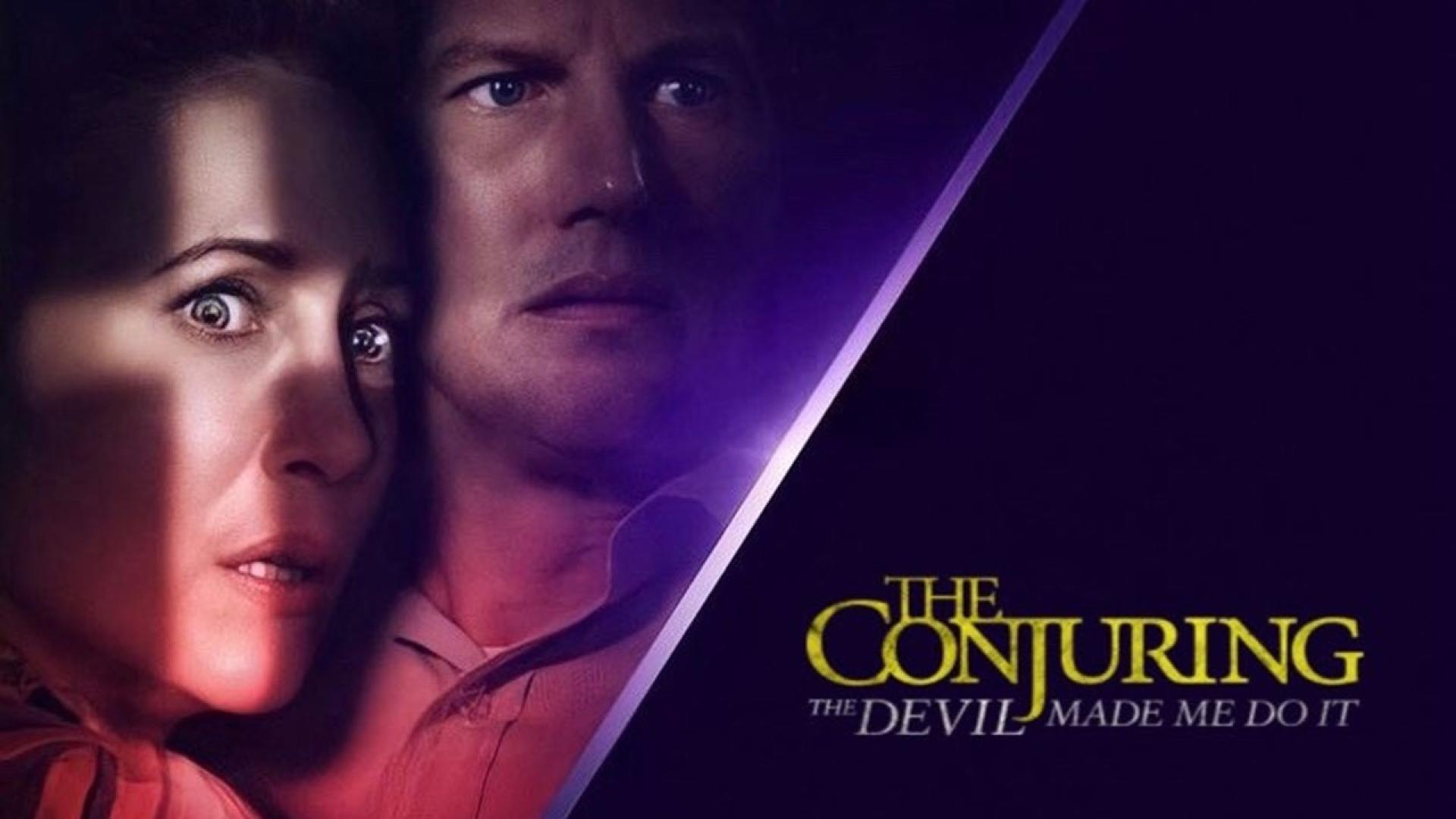 The Conjuring 3 - The Devil Made Me Do It / Démonok között 3 - Az ördög kényszerített (2021)