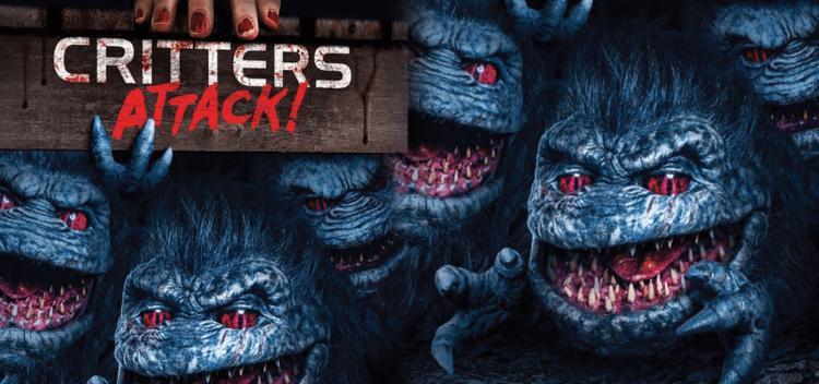 Critters: Attack! (2019) - Vígjáték