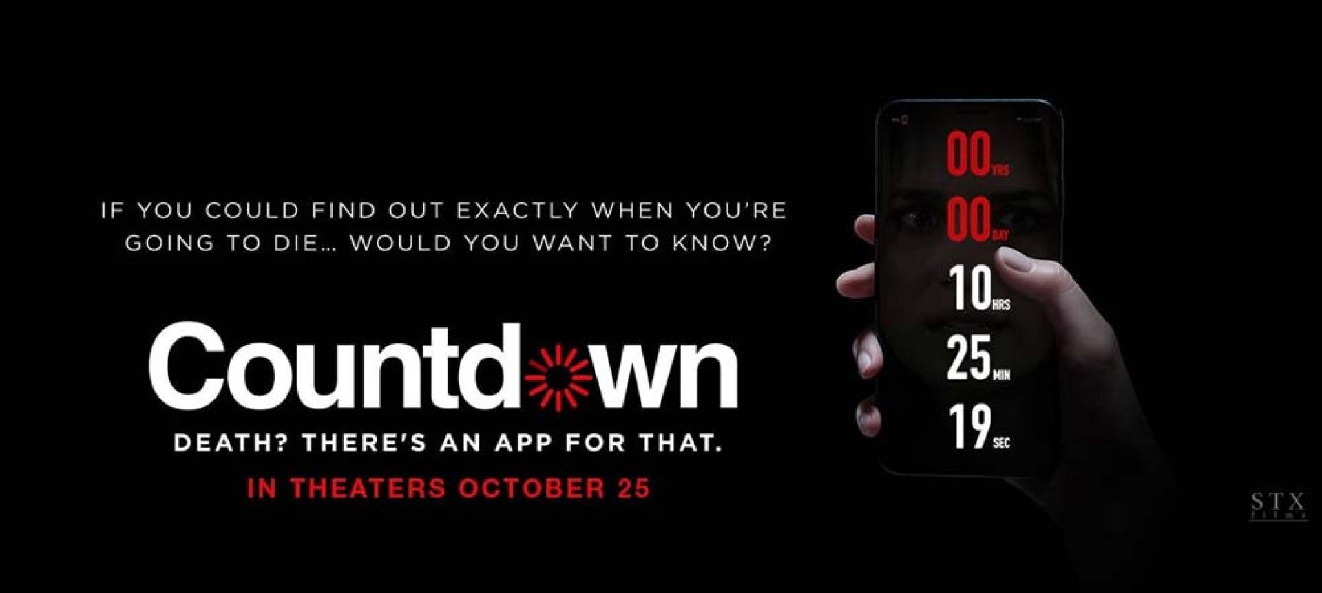 Countdown / Halálod appja (2019)