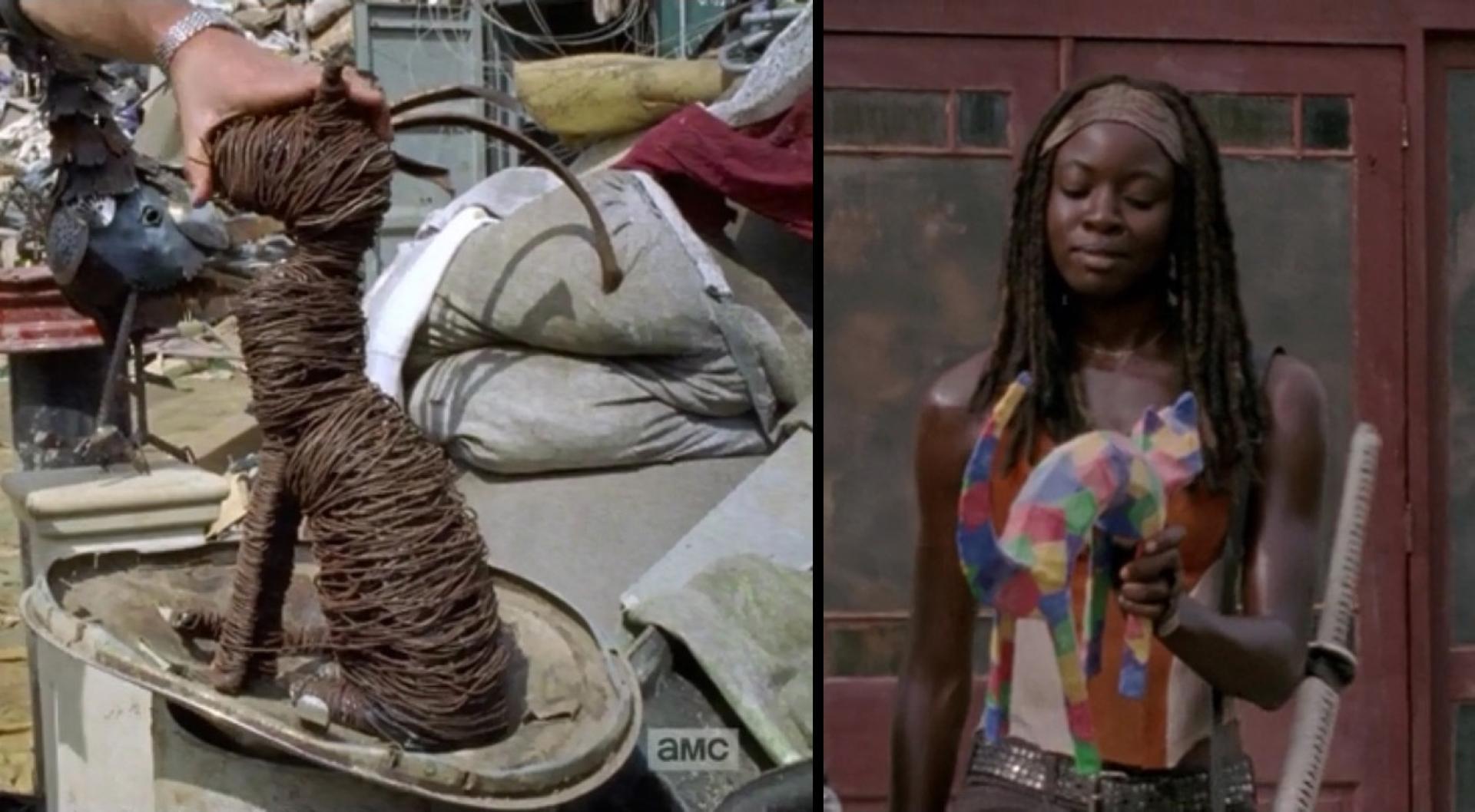 The Walking Dead 7x10 7. kép