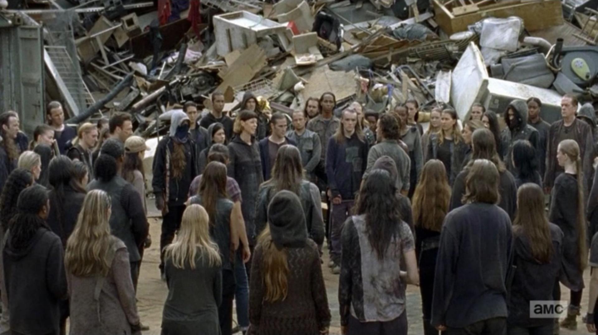 The Walking Dead 7x10 1. kép