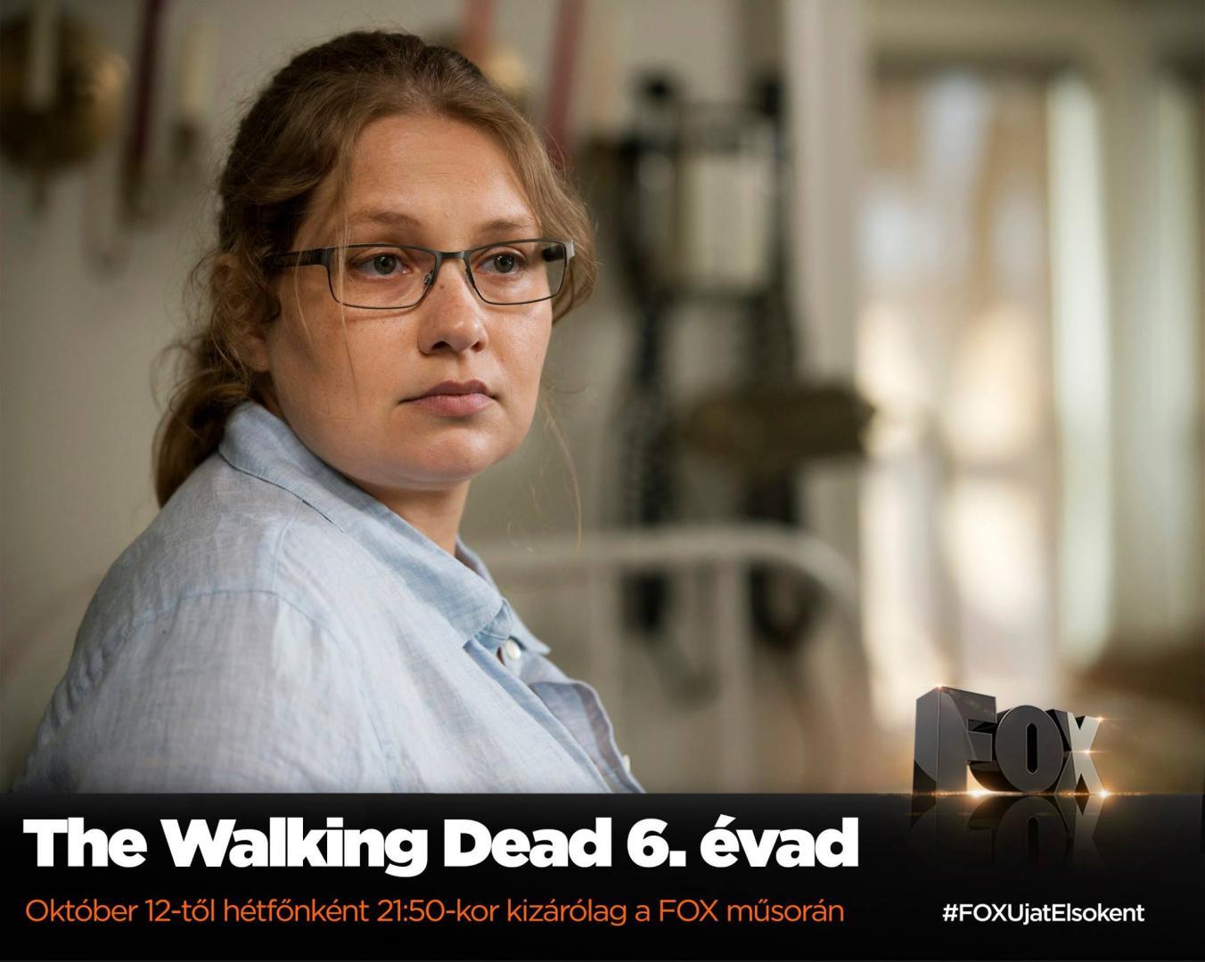 The Walking Dead, 6. évad 1. kép