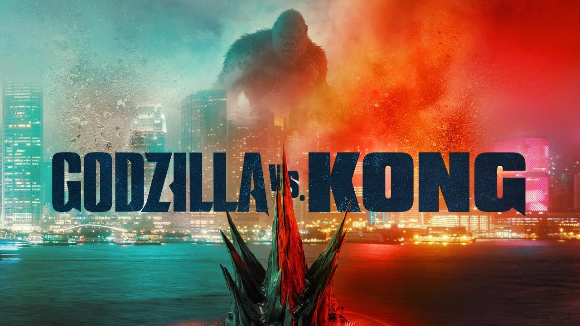 Trailer: Godzilla vs. Kong