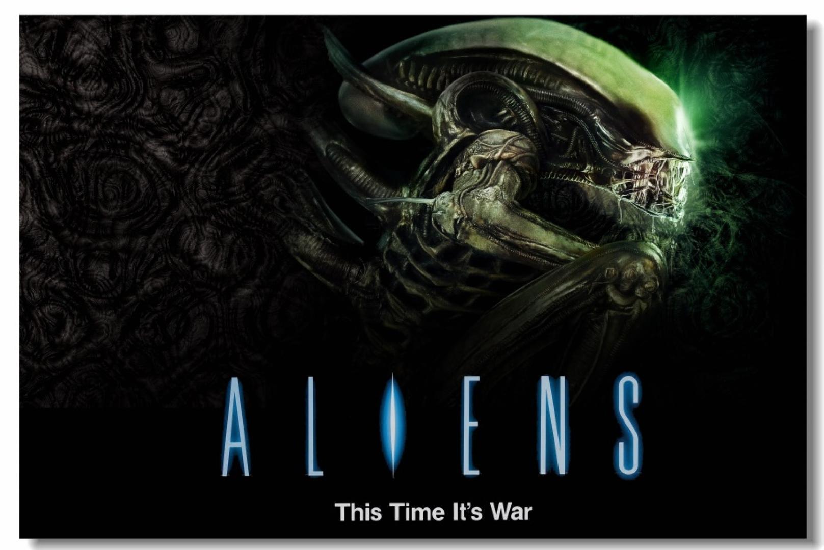 Aliens – A bolygó neve: Halál (1986)