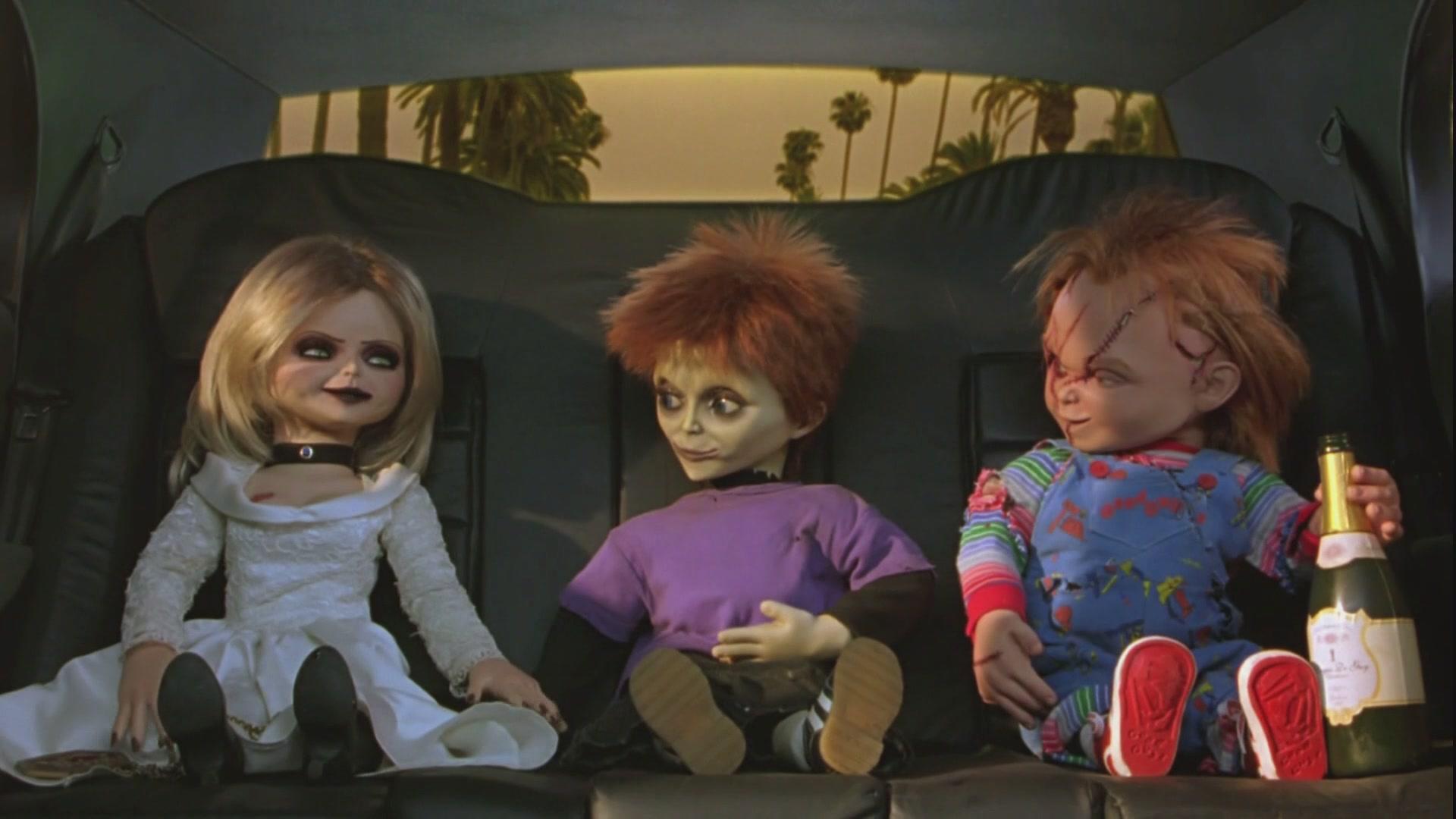 Chucky ivadéka