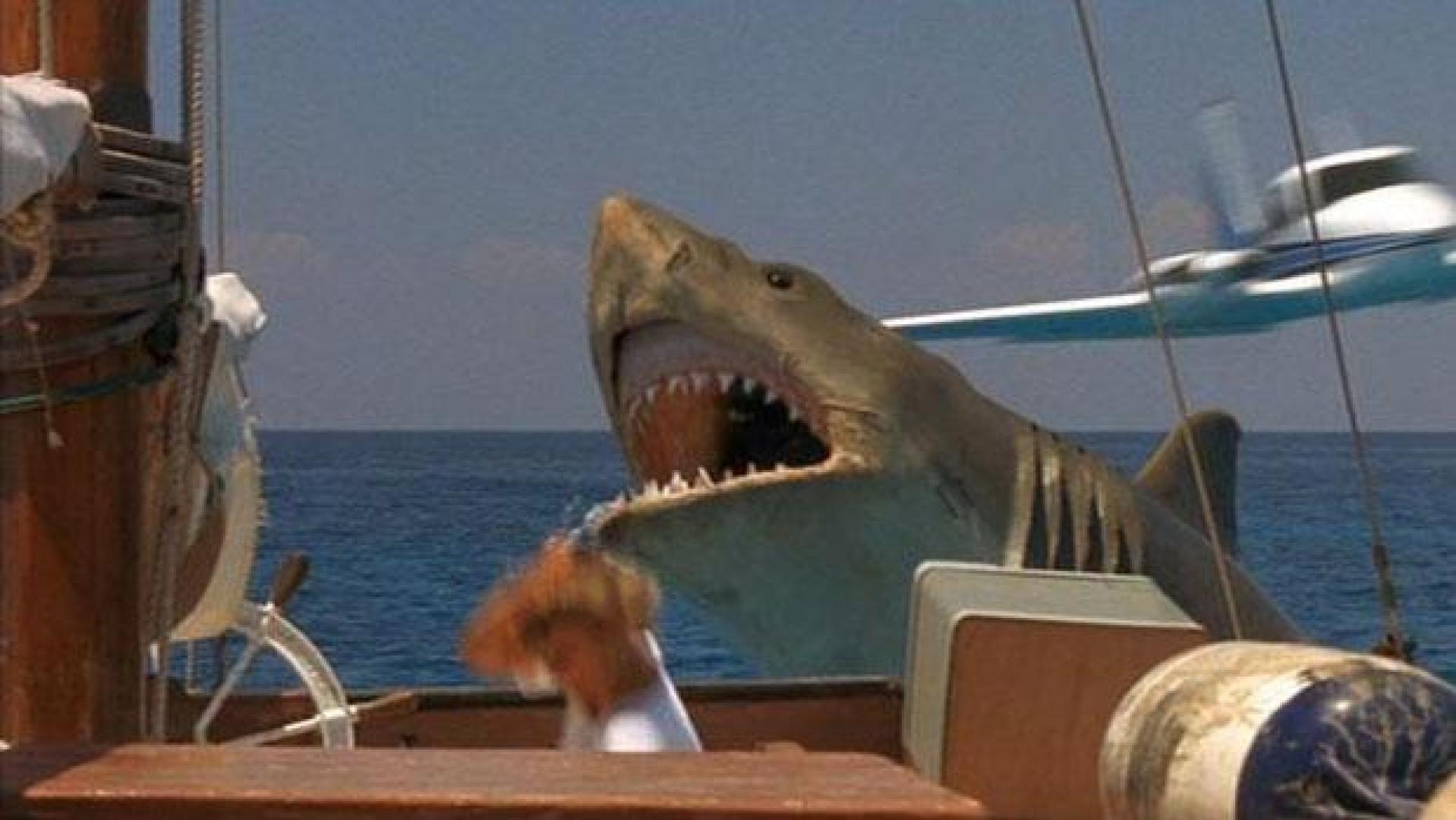 Jaws 3-D - A cápa 3. (1983) 1. kép