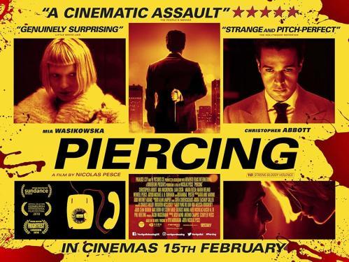 Piercing (2018) - Pszicho