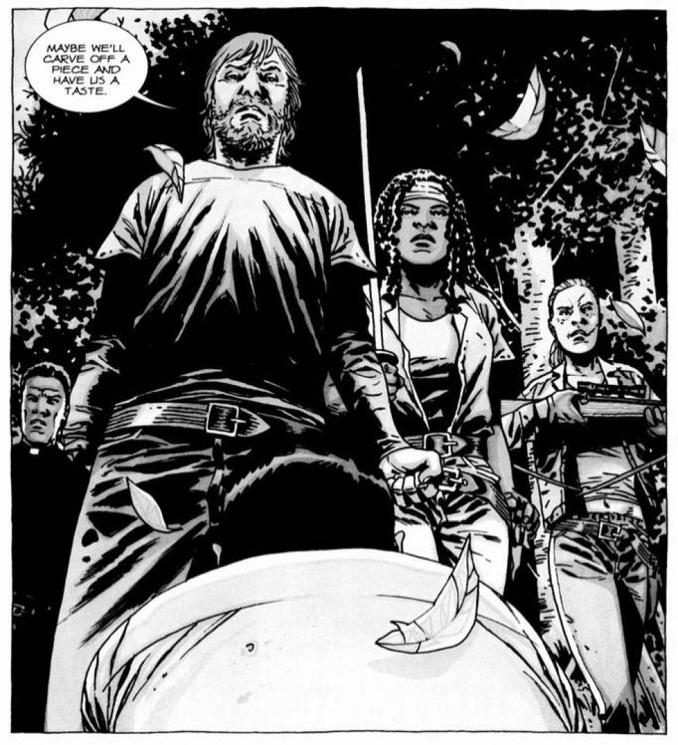 The Walking Dead 11. kötet 8. kép